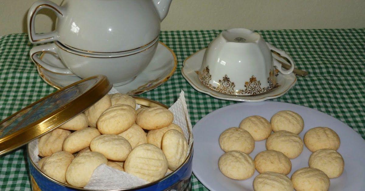 Quando Eu Vi A Ana Maria Braga Fazendo Esses Biscoitinhos Lembrei