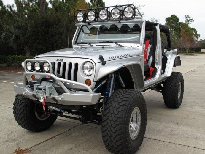 4 Door Jeep Rubicon All Decked Out Jeep Cars Truck Yeah Jeep