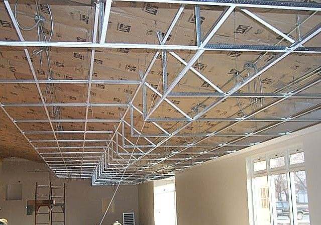 X Act Ceiling Details Google Search Construction Details - 2x2 act ceiling
