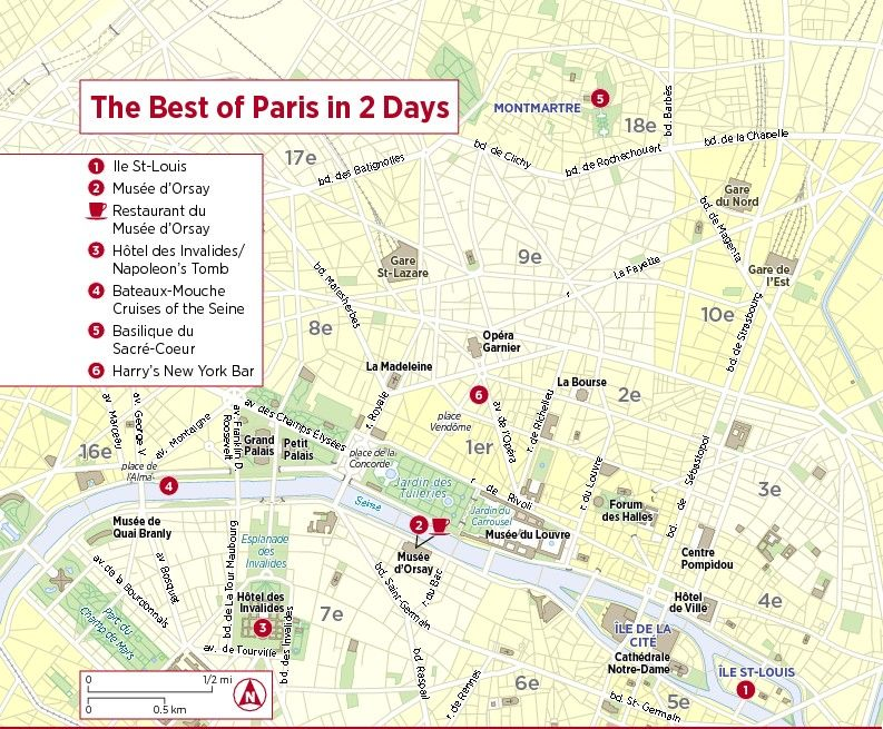 Assez Day 2 Walking Map of Paris | Europe Trip | Pinterest | France  VK23