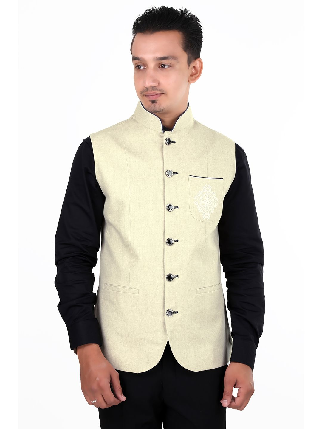Xposed Beige Plain Linen Men Waistcoat. To View more collection at www.g3fashion.com  For price or detail do whatsApp +91-9913433322.  couture#gq #upclose #mensfashion #menstyle #menswear #menwhodress #menwithclass #instafashion #highfashion #dandys #dandystyle #dapper # #streetstyle #streetwear #stylegram #styleguide #gentlemanstyle #personalstyle #breakingbad  #ootd #waistcoat l #satorialist #shoegame #onfleek.