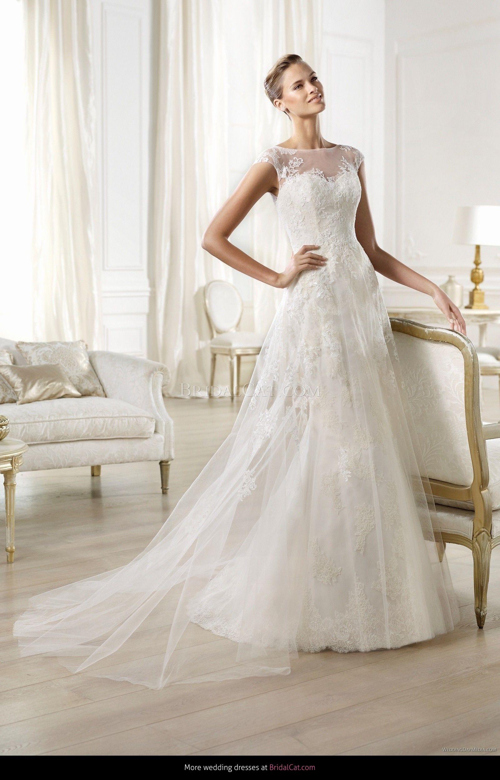 Pronovias Oda  Kleid hochzeit, Preiswerte hochzeitskleider