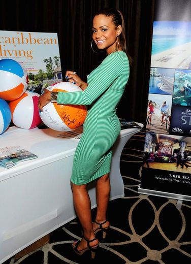 Christina Milian - cute outfit! | My Style | Christina ...