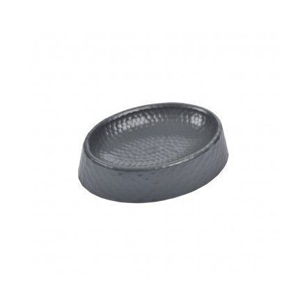 Anthracite Hammered Plastic Soap Dish – HOME BATH- Soap Dish …