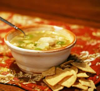 Rachael Rays Chicken Tortilla Soup With Lime