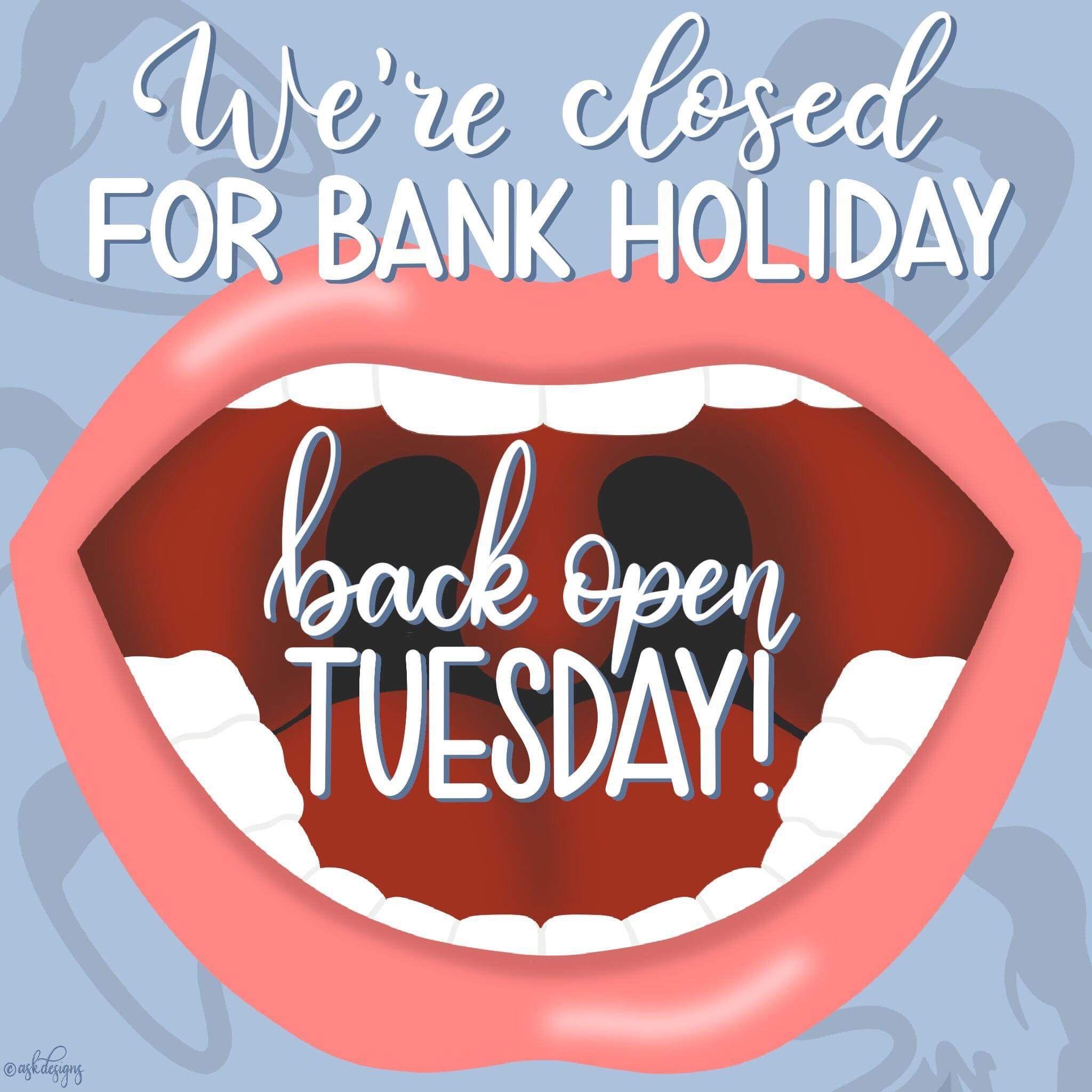 Bank Holiday Dental emergency, Emergency dentist, Bank
