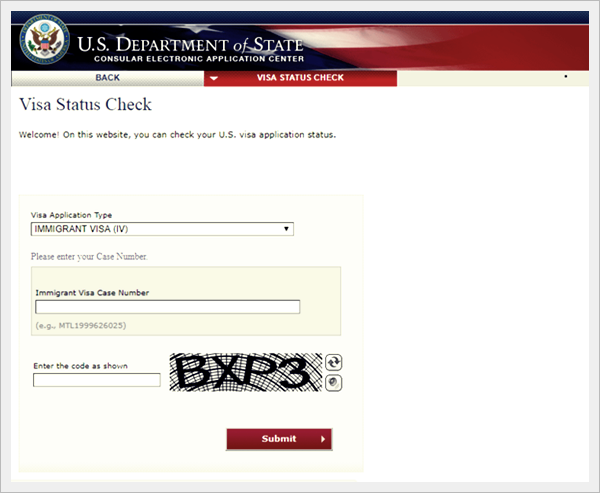 How To Check NVC Case Status Online? | Check USCIS Case