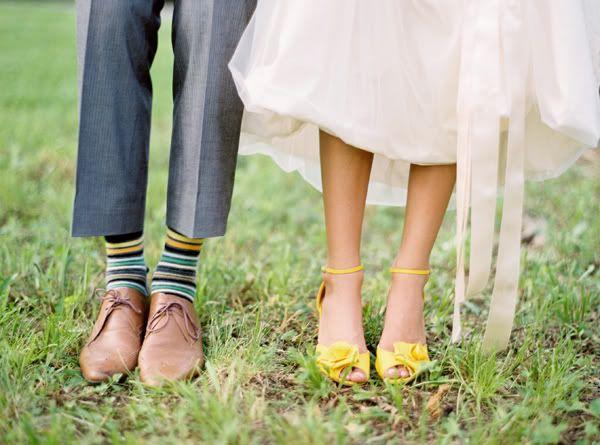 Shoes and socks | Gray wedding inspiration, Wedding ...
