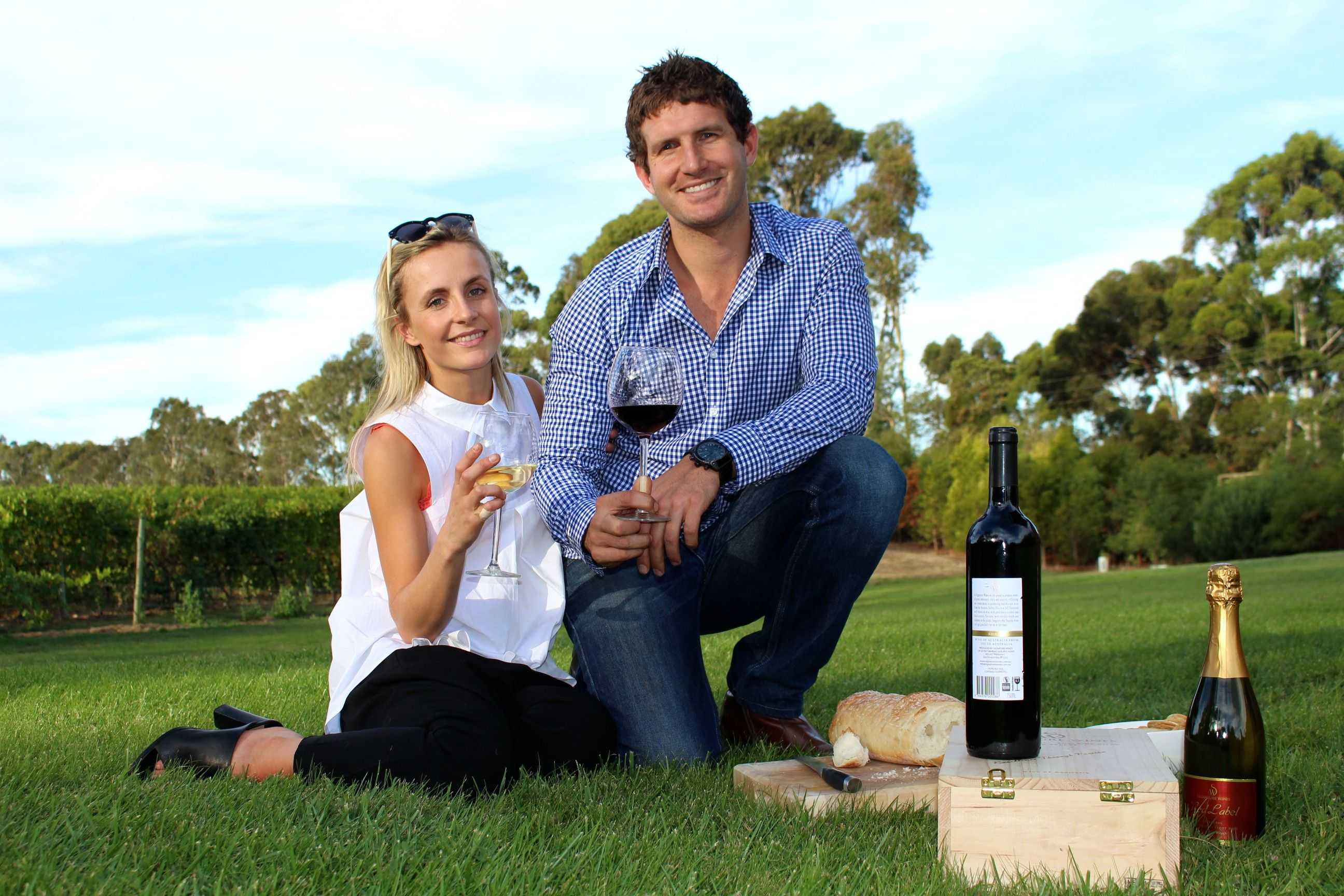 Join us for a private Cadillac wine tour through the Adelaide Hills and Barossa Valley #wine #taste #love