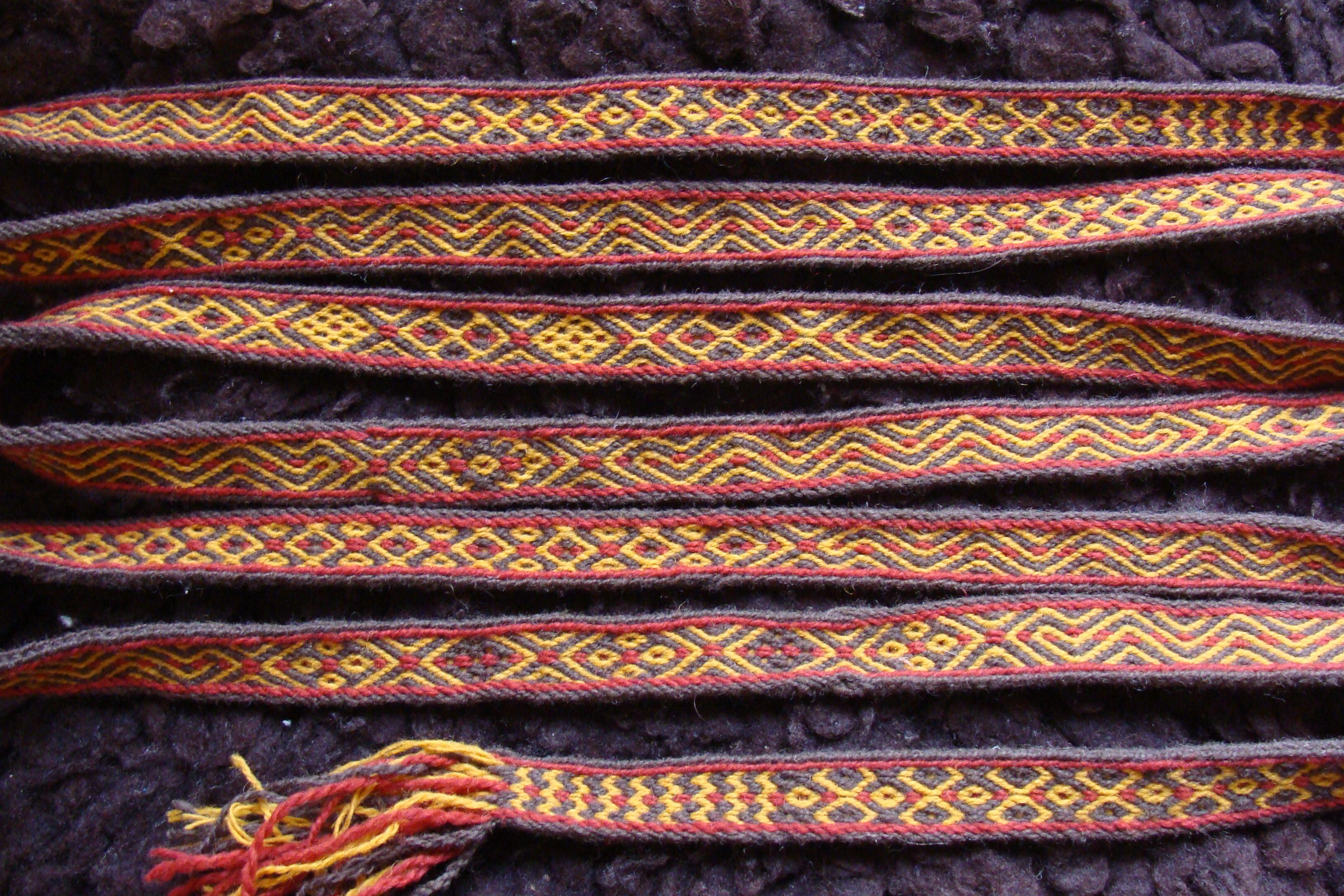 Muster aus 11.-13. Jh. östliches Lettland (Lettgalen, Selonier) (Renāte Siliņa-Piņķe)