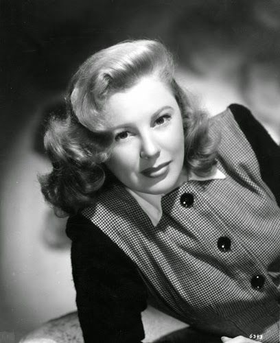 Vintage Glamour Girls: June Allyson