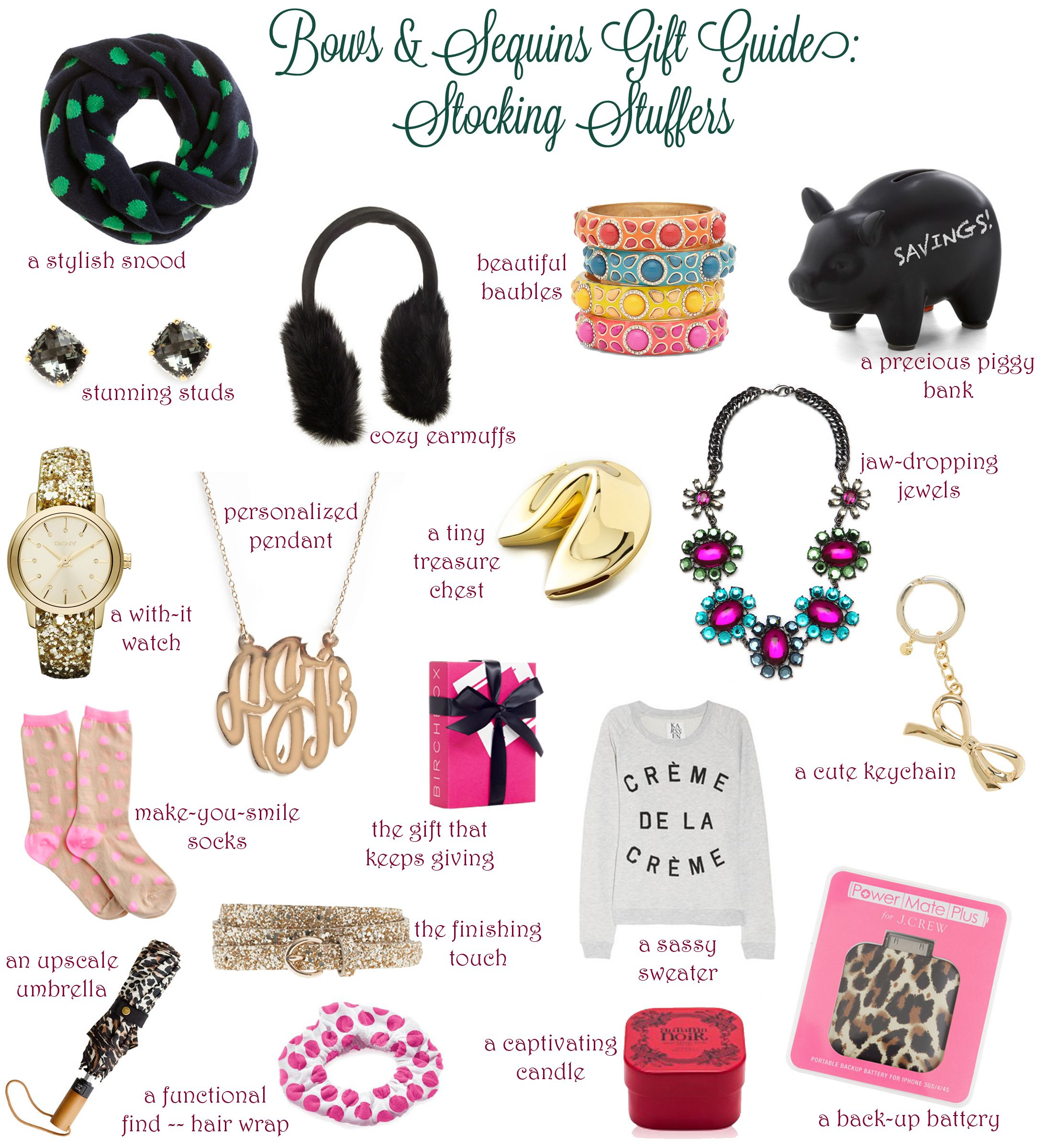 Stocking Stuffer Ideas For Teens Christmas