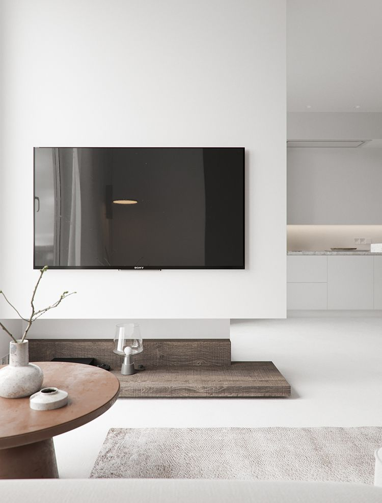 44 Sq M Minimalistic Apartment With A Cozy And Smart Design