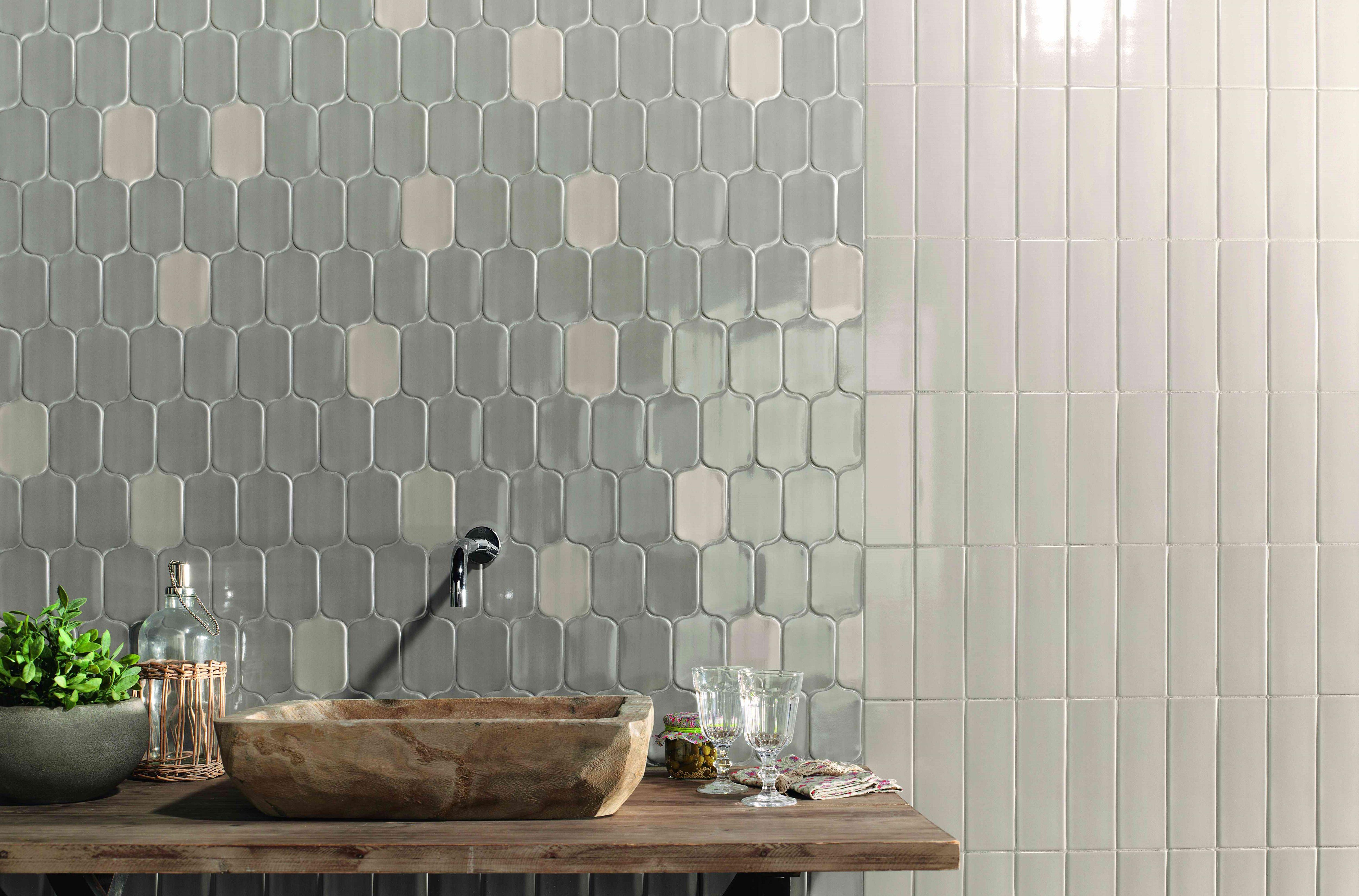 Tegels Met Patroon : Keramische zelliges met patroon in honingraat tegels wandtegels