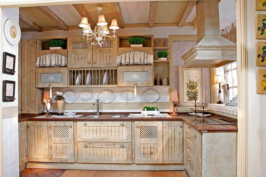 Resultado de imagen de cocinas r sticas de ladrillo for Cocinas de ocasion sevilla