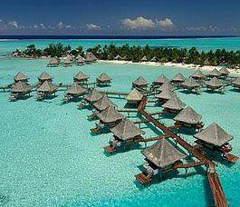 Some day...  Some day...  Bora Bora