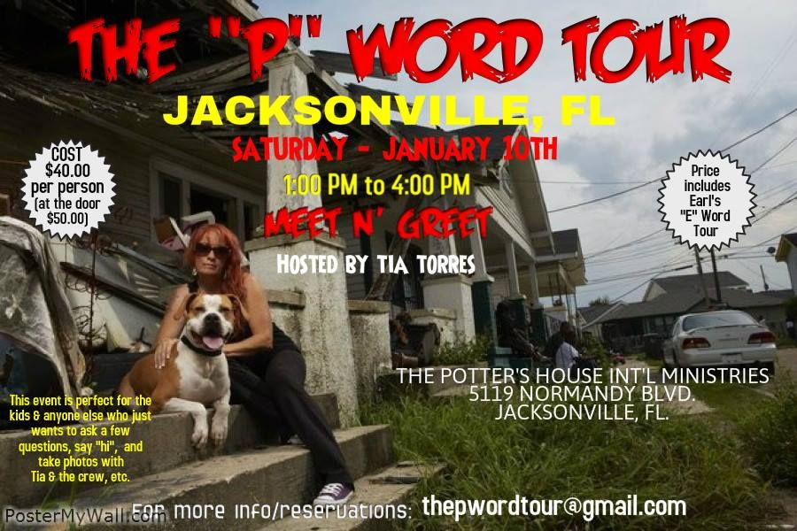 He First Pit Stop On The 2015 P Word Tour Featuring Tia