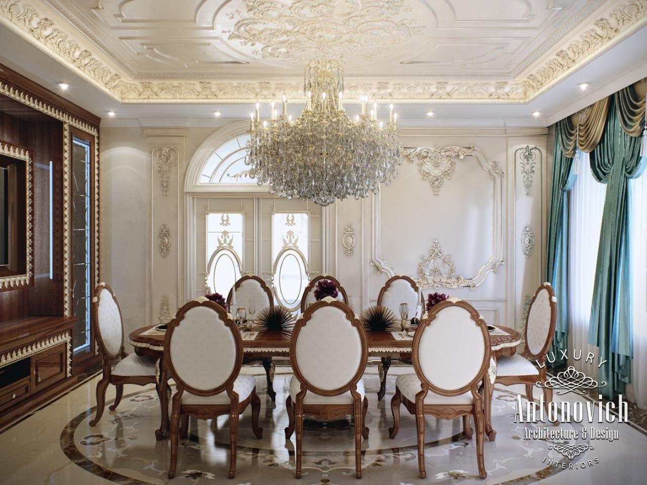 Kitchen Design in Dubai, Luxury Kitchen Interior, Photo 3 ...