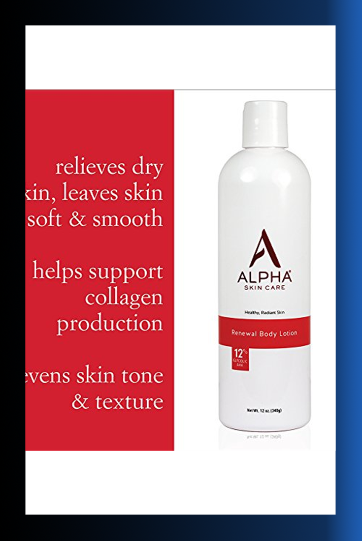 Alpha Skin Care Renewal Body Lotion 12 Glycolic Aha Supports Healthy Radiant Skin Fragrance Healthy Radiant Skin Collagen Skin Care Paraben Free Products