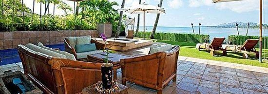 luxury rentals in Hawaii