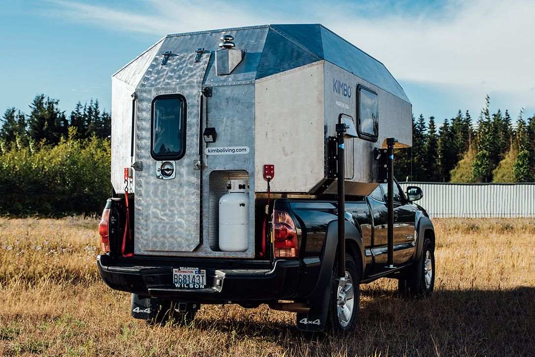 Kimbo S Camper 6 Series Is The Perfect Solution For Off Grid