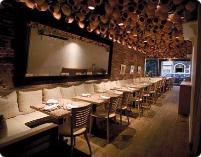 Favourite Restaurant In New York City Tim On Pylos A Modern Greek The East Village Barry Gnick Annisa Low Key