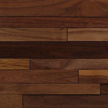 Wood Cladding Wood Panel Den Kitchen Living Room