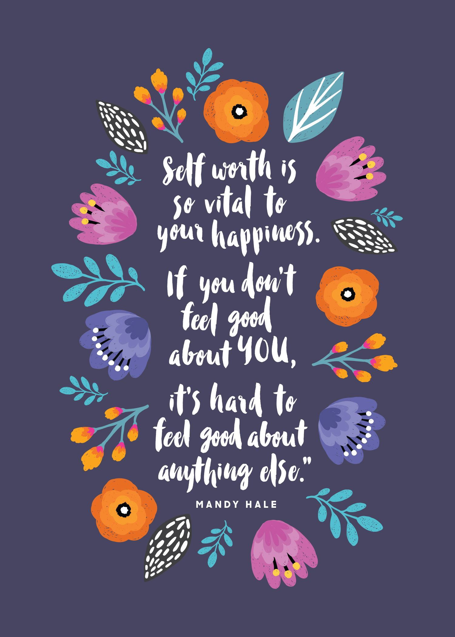 Self Worth Is Vital Self Compassion Finding Joy Quotes Joy Quotes