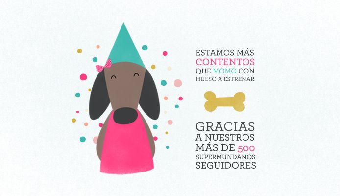 500 gracias supermundanas
