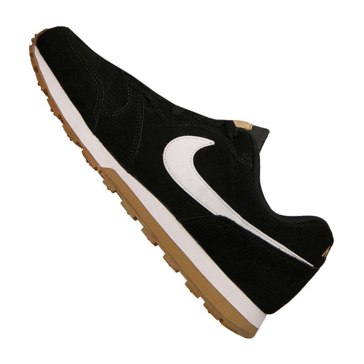 Buty Nike Md Runner 2 Suede M Aq9211 001 Czarne Black Shoes Mens Nike Shoes Nike