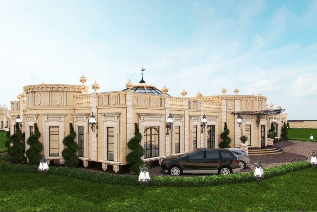 Professional EXTERIOR DESIGN In Qatar By Antonovich Design Hoteis Magnificent Luxury Homes Designs Interior Exterior