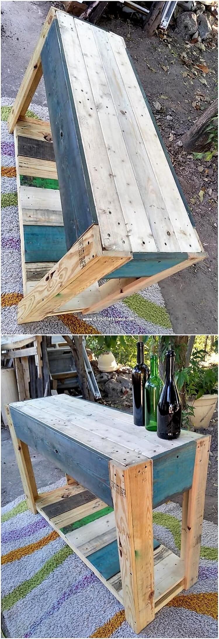 25 Impressive DIY Wood Pallet Ideas