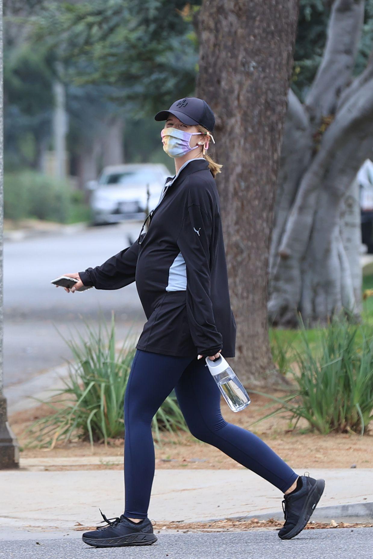 Katherine Schwarzenegger's Leggings