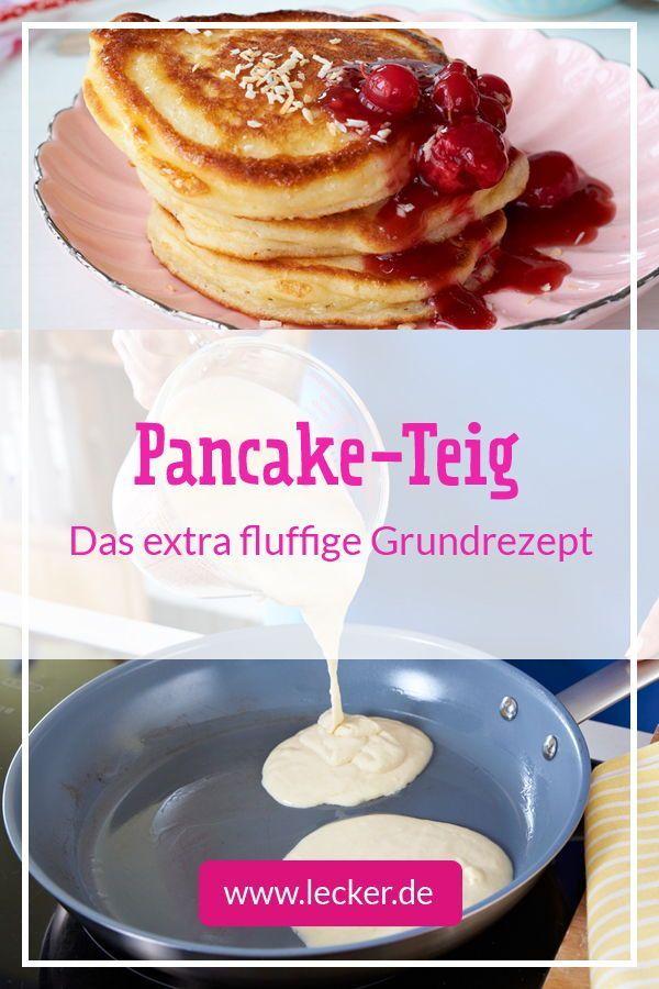 Photo of Pancake dough – the fluffy basic recipe | DELICIOUS