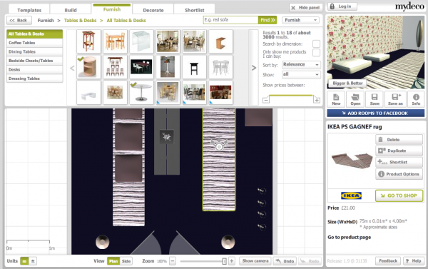 10 best free online virtual room programs and tools diy - Free room layout software ...