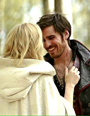 I love this picture! #CaptainSwan #OUAT