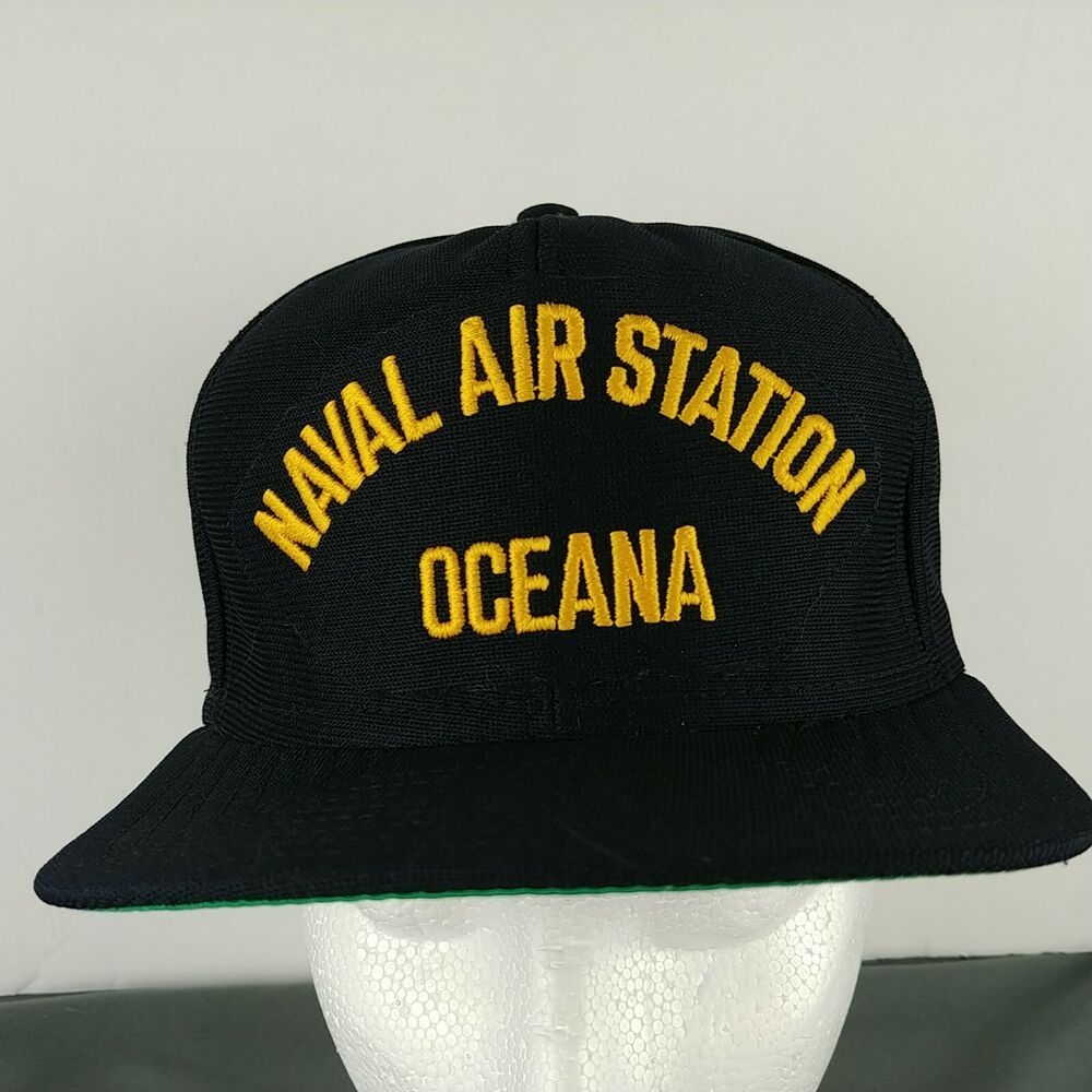 Naval Air Station Ball Cap Embroidered