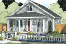 Craftsman Style House Plan 3 Beds 2 Baths 1277 Sq Ft Plan 513 2094