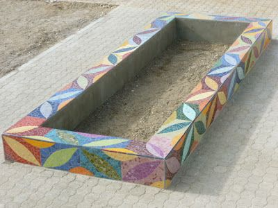 Laurel True: True Mosaics Studio: The Global Mosaic Project: A Look at Our 2012 Projects!