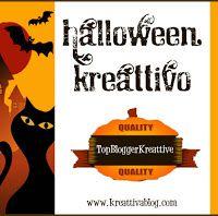 Kreattivablog: 16 Lavoretti creativi delle TopBloggerKreattive per HalloweenKreattivo
