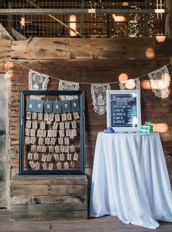 Vintage Barn Wedding Decor Deerpearlflowers Country Rustic Fall Theme Ideas 2