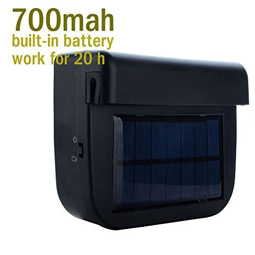 The 10 Best Solar Fans 2019 Buyers Guide Solar Powered Cars