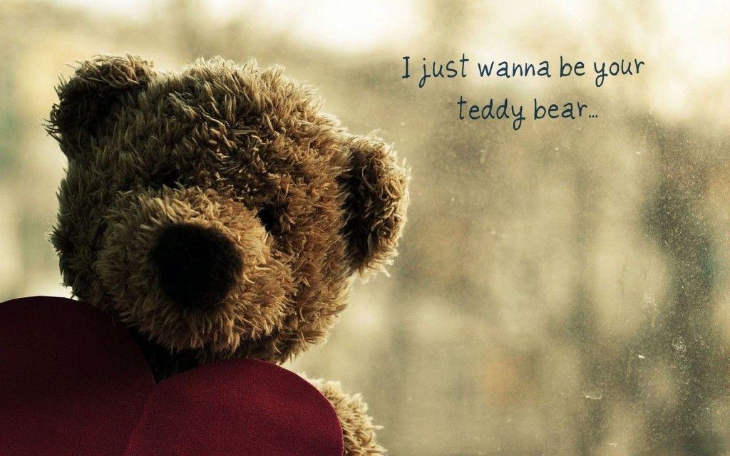 25 Smart Looking Teddy Bear Wallpapers