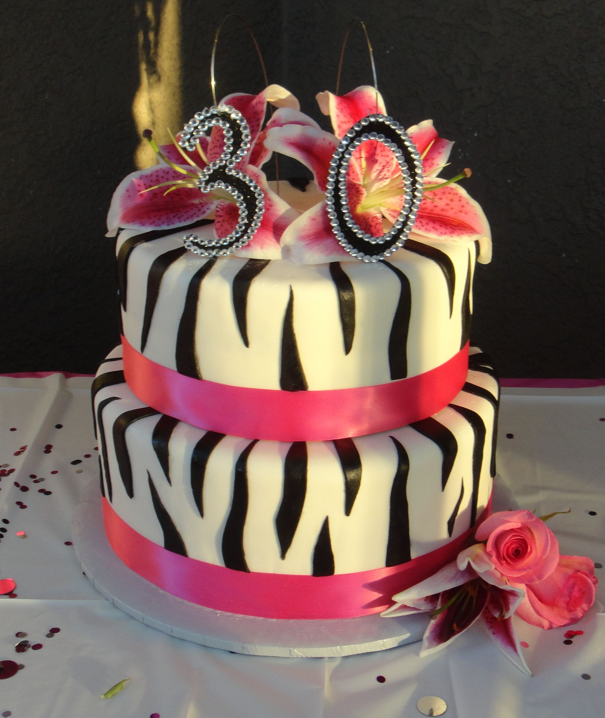 Birthday Cakes For Teen Girls