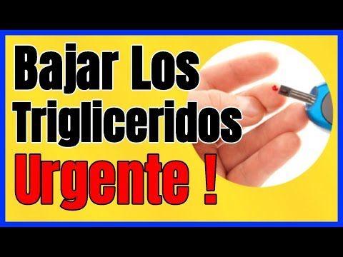 3 Jugos Para Bajar Los Trigliceridos Altos URGENTEMENTE..