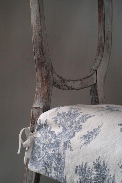 stoel, stof combinatie