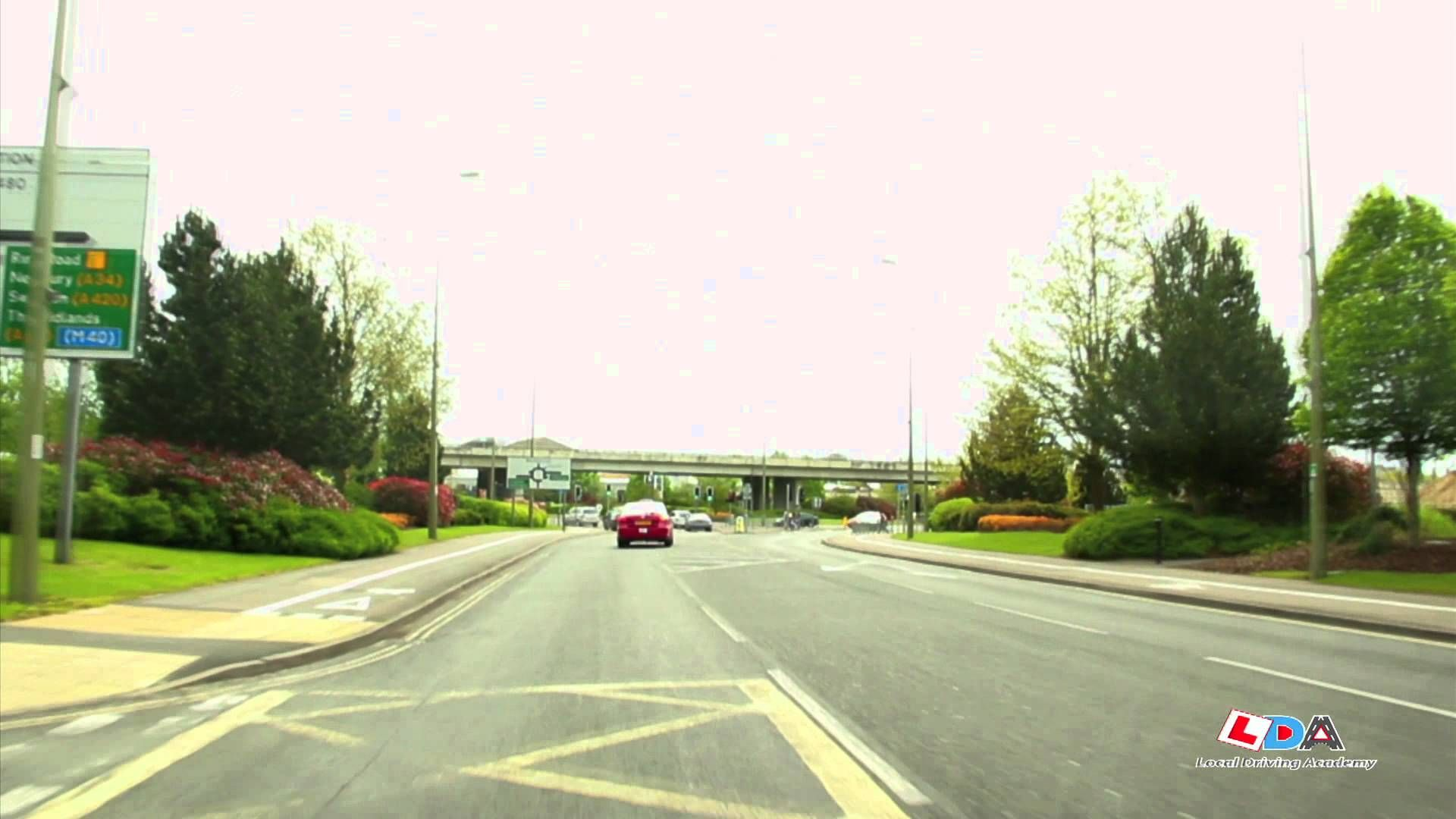 Roundabouts are everywhere and whether you like it or not