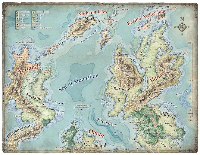 Mike Schley Google More Poster Tactical Maps Fantasy