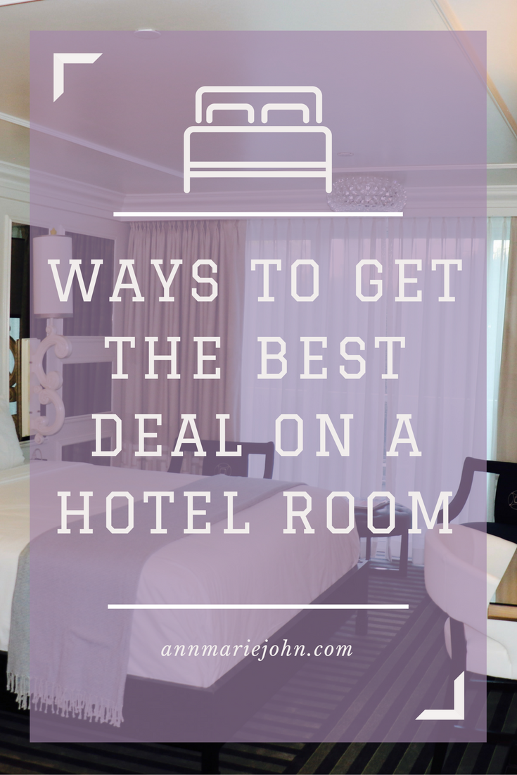 How To Get A Better Hotel Room At Check In
