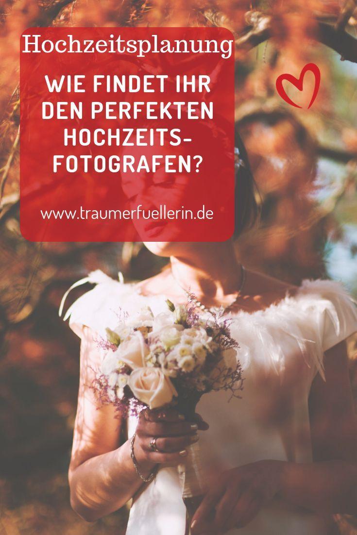 Der perfekte Hochzeitsfotograf, der zu euch passt! Das ist einer der wichtigsten Dienstleister bei eurer Hochzeit. Wie ihr ihn findet? Ich gebe euch die besten Tipps.  #hochzeit